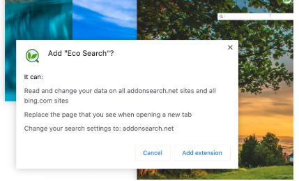 Eco Search Redirects