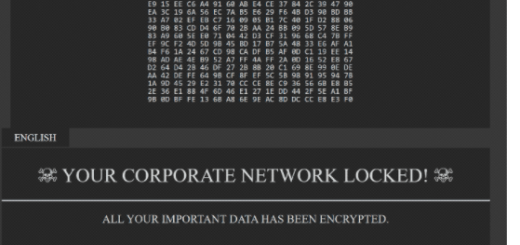 AHP ransomware Removal