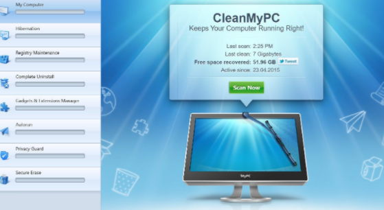 CleanMyPC by MacPaw