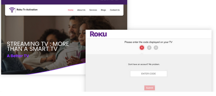 Roku Activation Scams