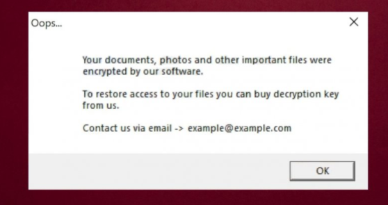 Lockz Files Ransomware