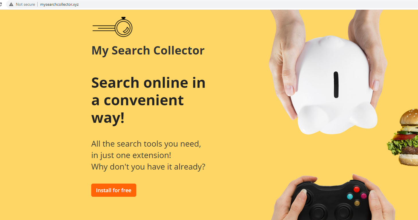 Mysearchcollector