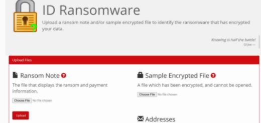 Agho Ransomware Removal