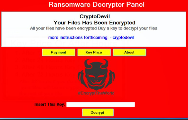 Fireee ransomware
