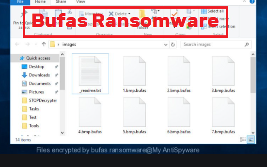 Bufas Ransomware