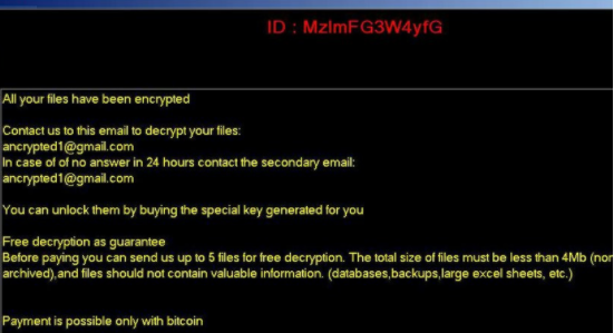 2021 extension ransomware